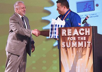 Reach for the Summit 5